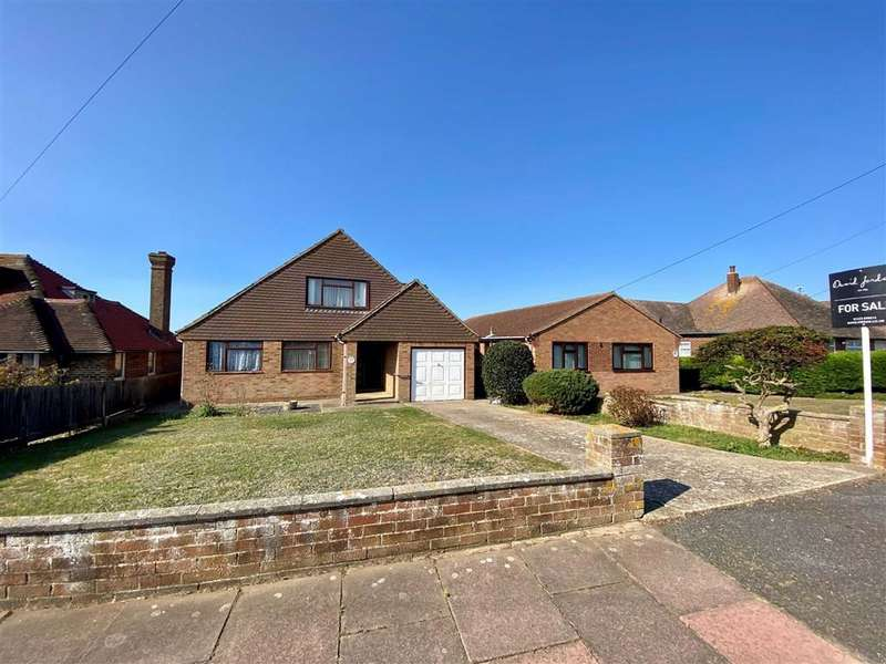4 Bedrooms Detached House for sale in Marine Drive, Bishopstone, East Sussex