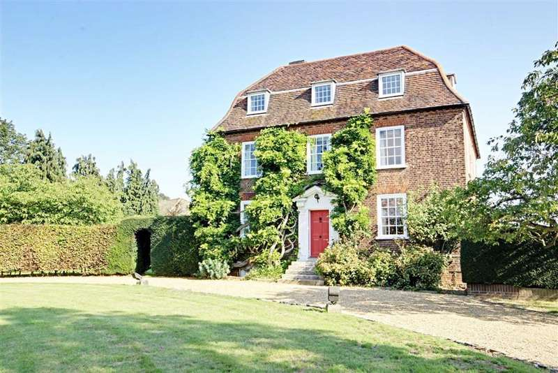 8 Bedrooms Detached House for sale in Theobalds Park Estate, Old Park Ride