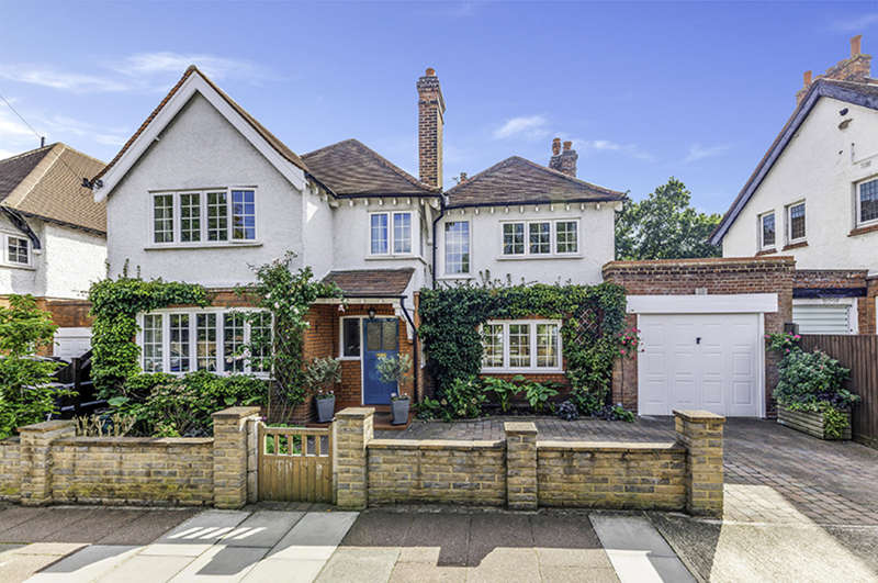 5 Bedrooms Detached House for sale in Burney Avenue, Surbiton