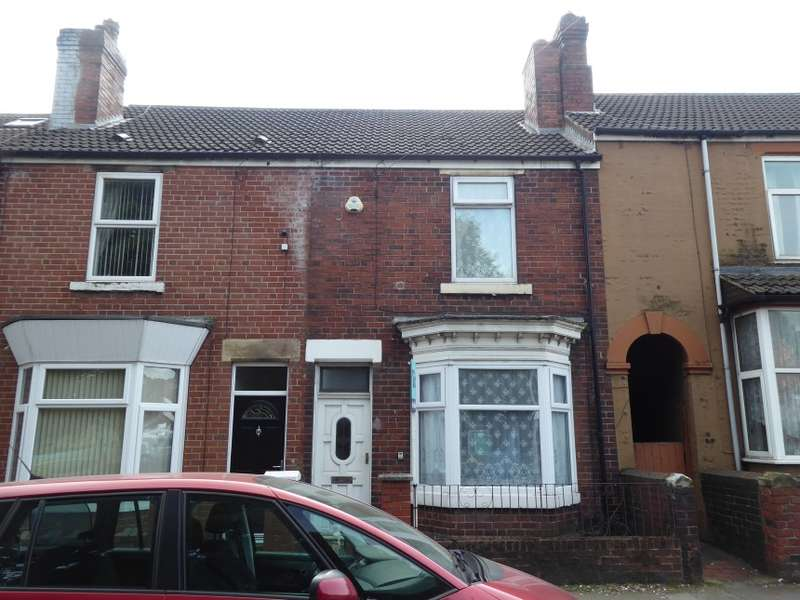 2 Bedrooms Terraced House for sale in 182 Ferham Road, Rotherham, South Yorkshire