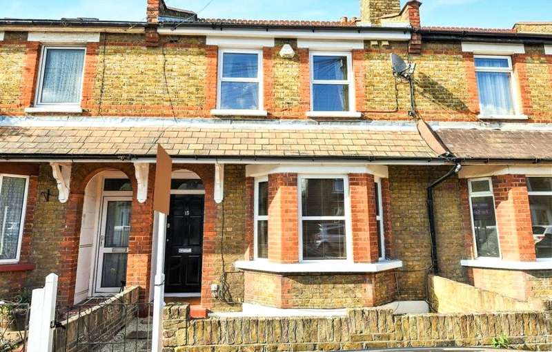 4 Bedrooms Terraced House for sale in Newark Road, South Croydon