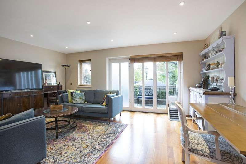 4 Bedrooms Terraced House for rent in Spencer Walk Hampstead NW3