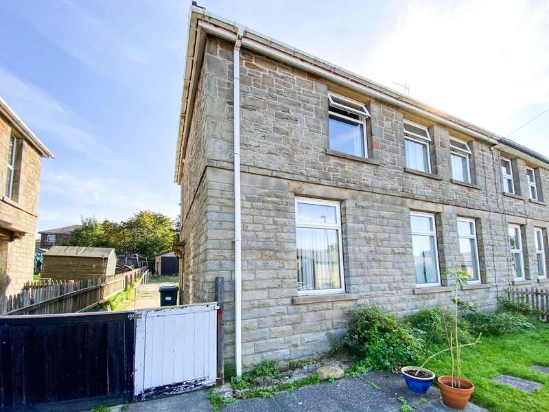 3 Bedrooms Semi Detached House for sale in Crabtree Avenue, Waterfoot, Rossendale