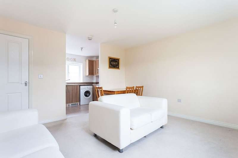 2 Bedrooms Flat for sale in Kirkland Court, BLACKBURN, BB1