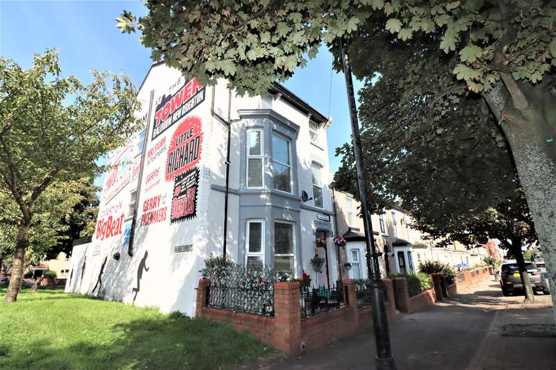 5 Bedrooms House for sale in Egerton Street, Wallasey, Wirral, CH45 2LR
