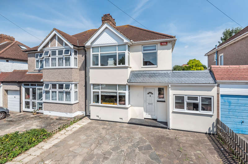 4 Bedrooms Semi Detached House for sale in Elmhurst Road, London
