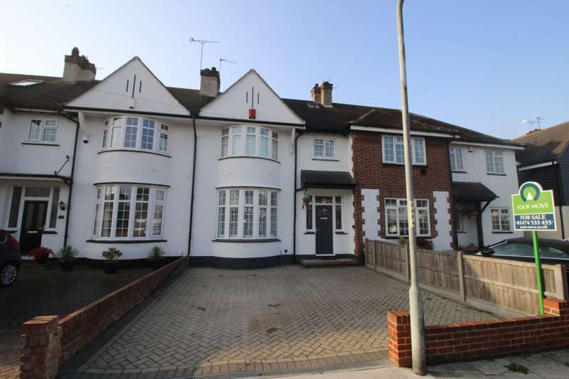 4 Bedrooms House for sale in Dennis Road, Gravesend, Kent, DA11