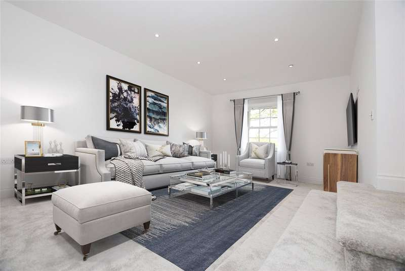 3 Bedrooms Semi Detached House for sale in Greens Cottages, Ivy Barn Lane, Ingatestone, Essex, CM4