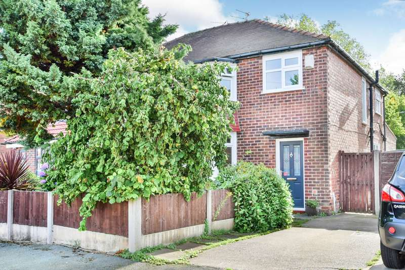 3 Bedrooms Semi Detached House for sale in Morningside Drive, Manchester, Greater Manchester, M20