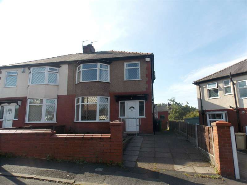 3 Bedrooms Semi Detached House for sale in Willowbank Avenue, Bolton, Greater Manchester, BL2