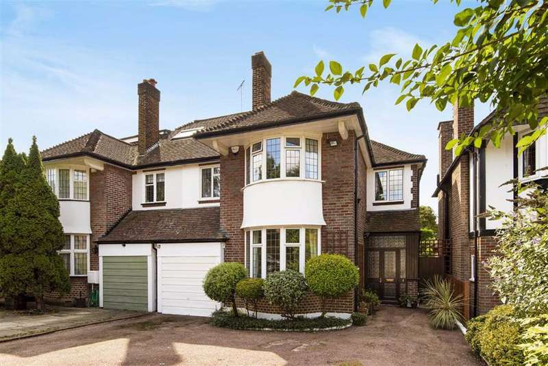 4 Bedrooms House for sale in Gloucester Road, New Barnet, Hertfordshire
