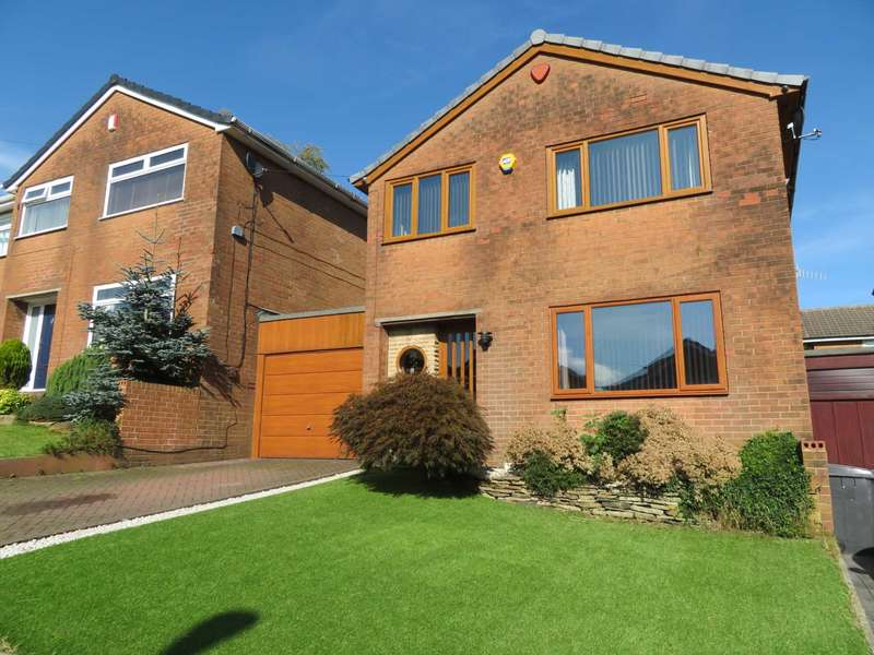 3 Bedrooms House for sale in Spring Rise, High Crompton, Shaw