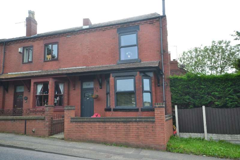 3 Bedrooms Terraced House for sale in Wigan Road, New Springs, Wigan, WN2 1DP