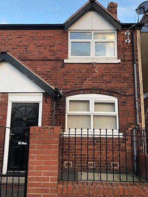 2 Bedrooms Terraced House for rent in BERESFORD ROAD MALTBY S66