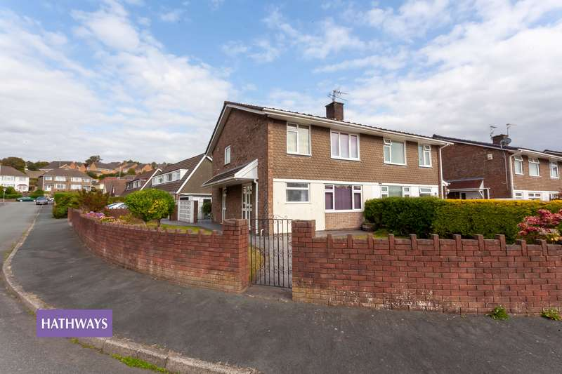 3 Bedrooms Property for sale in Thornhill Way, Rogerstone, Newport