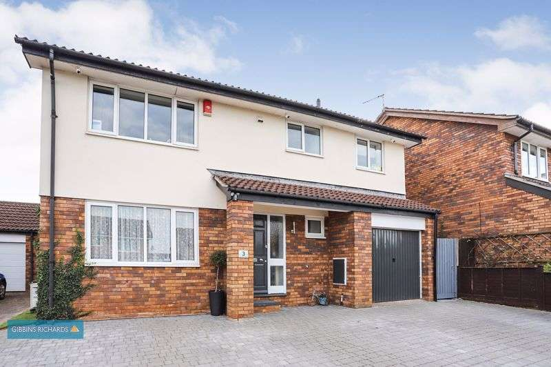 4 Bedrooms Property for sale in Sundew Close, Taunton