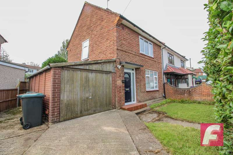 2 Bedrooms Semi Detached House for sale in Prestwick Road, South Oxhey