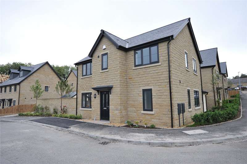 4 Bedrooms Detached House for sale in Plot 11 Oakenhead, 22 Unity Way, Haslingden Old Road, Rossendale, BB4