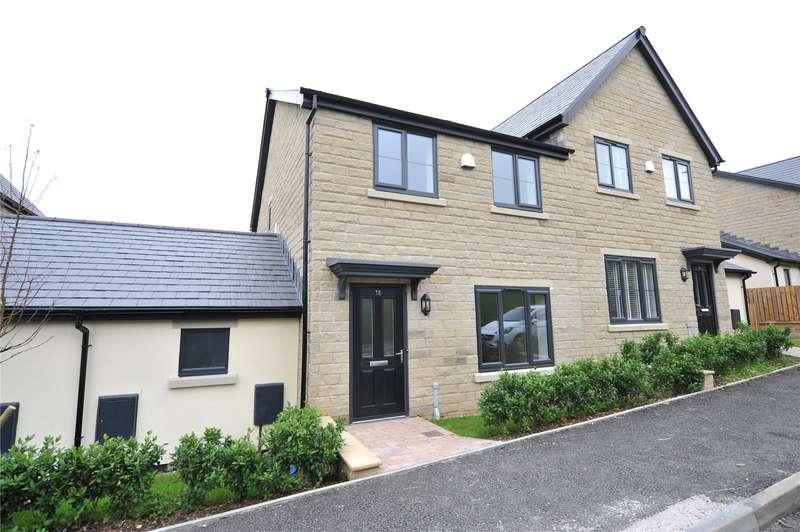 3 Bedrooms Semi Detached House for sale in Plot 9 Oakenhead, 18 Unity Way, Haslingden Old Road, Rossendale, BB4