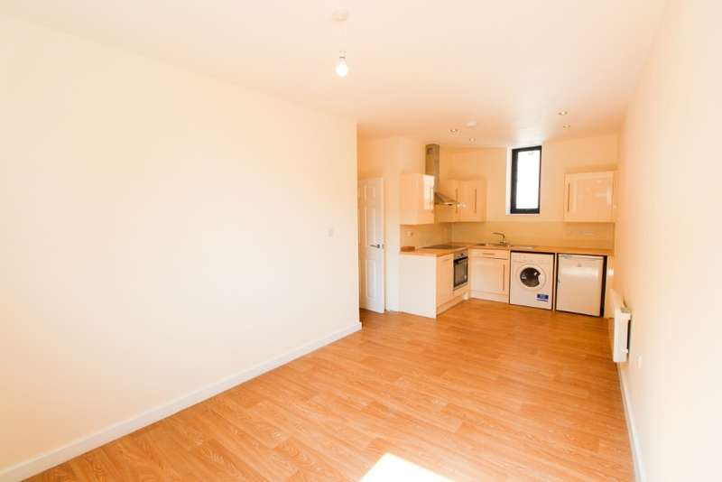 1 Bedroom Flat for rent in Percy Street, Hanley, Stoke-on-Trent, ST1