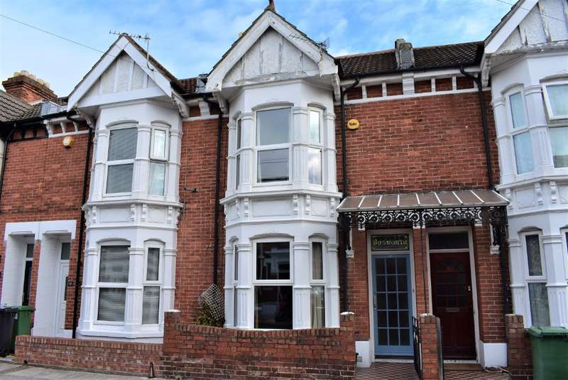 3 Bedrooms Terraced House for sale in Heyshott Road, , Southsea, PO4 8AX
