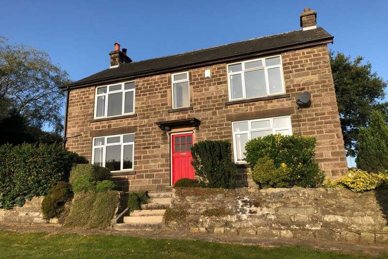 4 Bedrooms Detached House for rent in Holly Lane, Ambergate, Belper, DE56