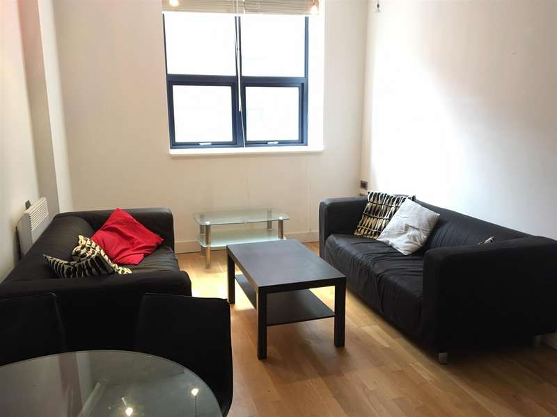 1 Bedroom Apartment Flat for sale in Vulcan Mill, Malta Street, Manchester