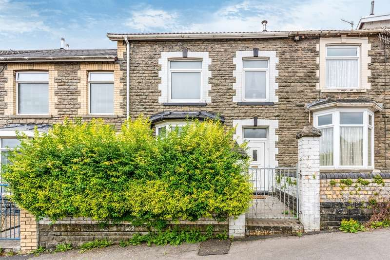 4 Bedrooms Terraced House for sale in The Avenue, Merthyr Tydfil