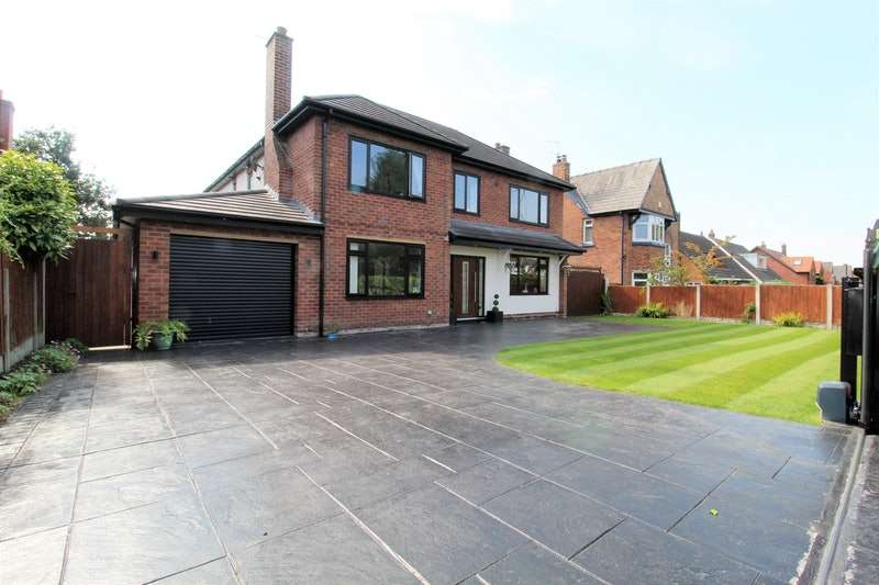 5 Bedrooms Detached House for sale in Fox Lane, Leyland, Lancashire, PR25