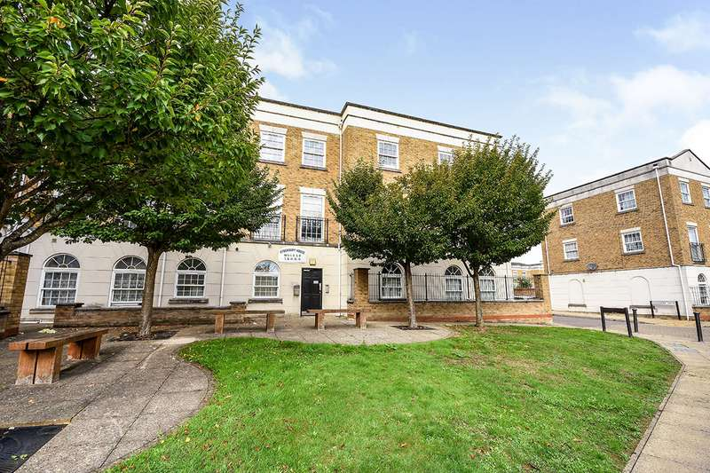 2 Bedrooms Apartment Flat for sale in Stockbury House, Marigold Way, Maidstone, Kent, ME16
