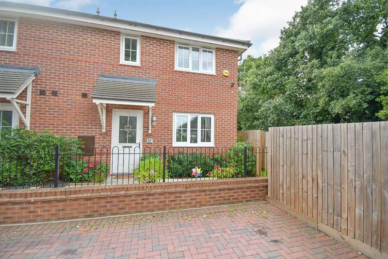 2 Bedrooms House for sale in Vespasian Way, North Hykeham, Lincoln, Lincolnshire, LN6
