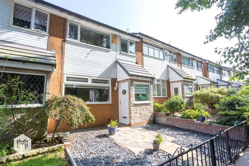 3 Bedrooms House for sale in Bamford Road, Heywood, Greater Manchester, OL10
