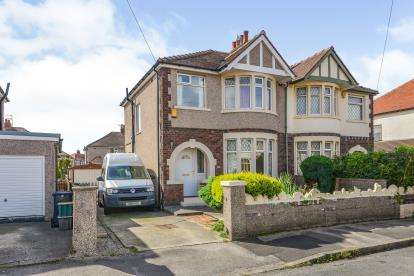 3 Bedrooms Semi Detached House for sale in Battismore Road, Morecambe, Lancashire, United Kingdom, LA4