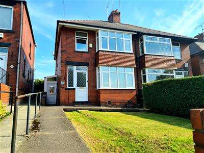 3 Bedrooms Semi Detached House for sale in Harborough Hill Road, Barnsley