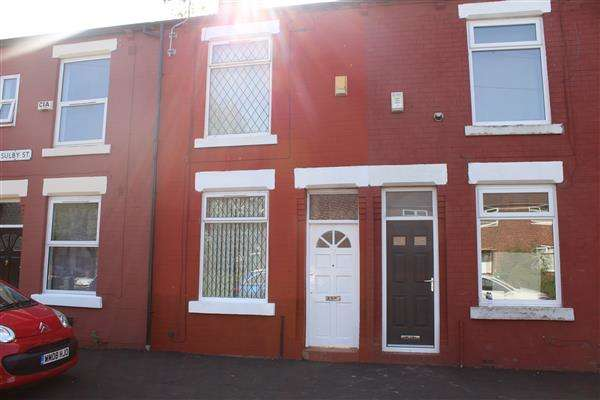 2 Bedrooms Terraced House for sale in Sulby Street, Manchester