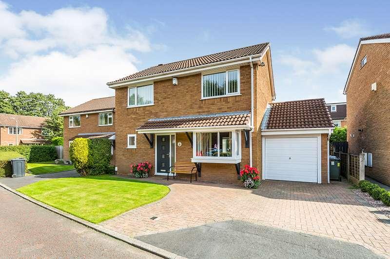 4 Bedrooms Detached House for sale in Wymundsley, Chorley, Lancashire, PR7