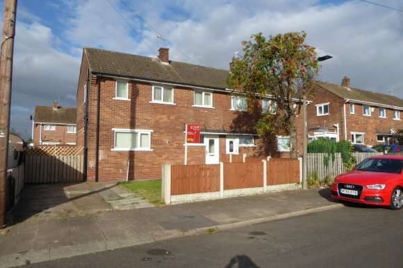 3 Bedrooms Semi Detached House for rent in Hillsborough Road, Cantley, DN4
