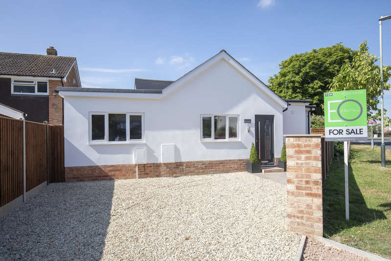 4 Bedrooms Detached Bungalow for sale in Old Reddings Road, The Reddings