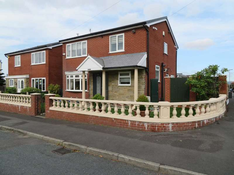 4 Bedrooms Detached House for sale in Springfield Lane, Royton