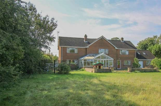 5 Bedrooms Detached House for sale in Emneth