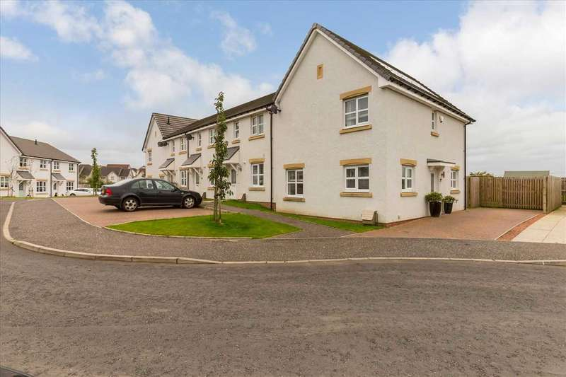 3 Bedrooms End Of Terrace House for sale in Brimley Place, Lindsayfield, EAST KILBRIDE
