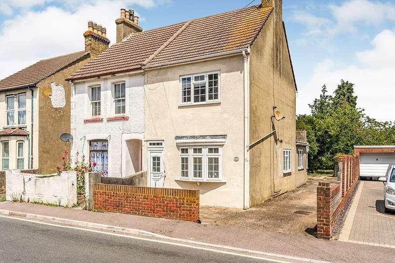 2 Bedrooms Semi Detached House for sale in William Street, Rainham, Kent, ME8