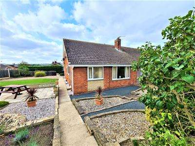 3 Bedrooms Bungalow for sale in Marina Rise, Darfield, Barnsley