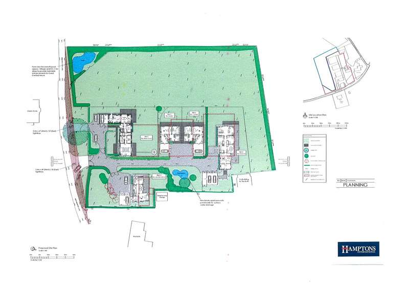 Land Commercial for sale in Beechin Wood Farm, Beechin Wood Lane, Sevenoaks, Kent, TN15
