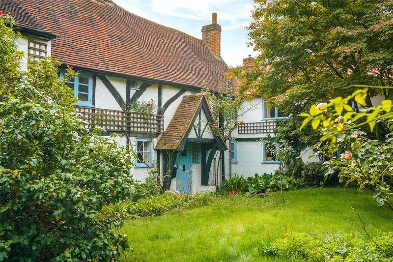 6 Bedrooms Detached House for sale in Rectory Lane, Byfleet, West Byfleet, Surrey, KT14