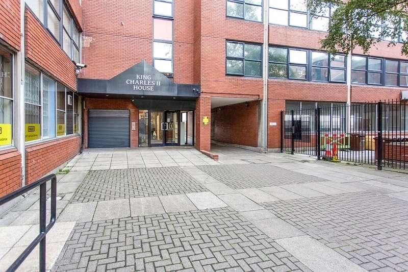 1 Bedroom Flat for rent in Headlands Road, Pontefract, WF8