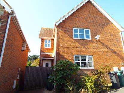 2 Bedrooms Maisonette Flat for sale in Freshwater, Isle Of Wight, .