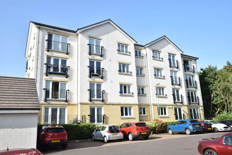 2 Bedrooms Flat for sale in 4 Kelvindale Court, Kelvindale, Glasgow