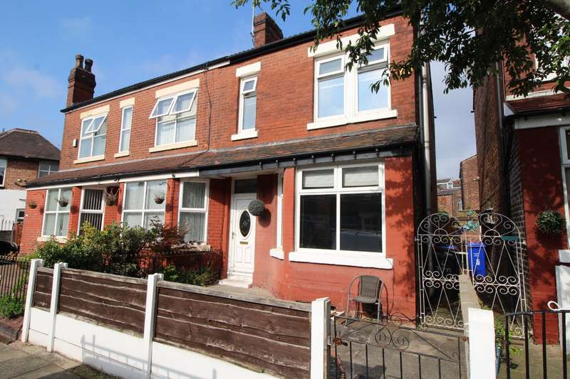 3 Bedrooms Semi Detached House for sale in Penelope Road, Salford, Greater Manchester, M6