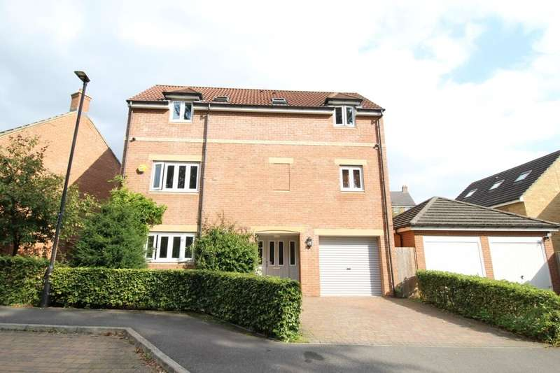 4 Bedrooms Detached House for sale in Mill Vale, Newburn, Newcastle Upon Tyne, NE15
